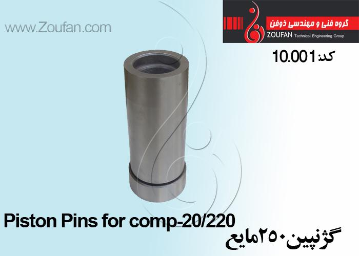 گژنپین 250مایع /Piston Pins